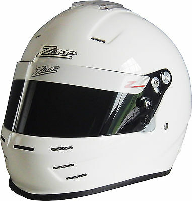 ZAMP - RZ-34Y SFI 24.1 Youth Racing Helmet - Go Kart Jr. Drag & Quarter Midget!