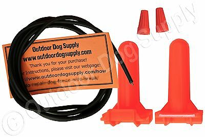 Waterproof Super Splices for Dog Fence Boundary Wire 20-18-16-14 AWG Pkg 12