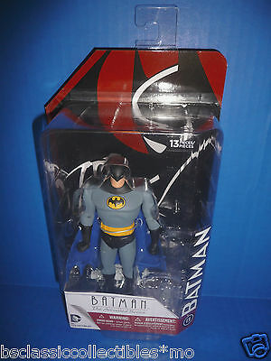 Batman The Animated Series Batman Figure DC Collectibles New!