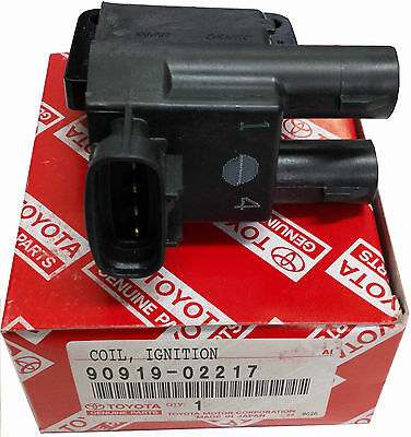 toyota ignition coil genuine 90919-02217