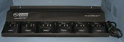 6 Unit Gang Charger For Kenwood TK-260 2-Way Radios