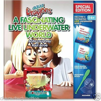 Aqua Dragons A Fascinating Underwater World Plus Special Edition Kit