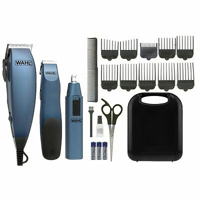 Wahl 79305-2817 Mens Nose Nasal Ear Beard Hair Clipper Trimmer Gift Set New