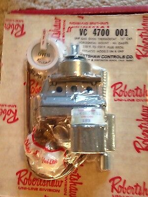 Robertshaw vc 4700 001 Gas Oven Thermostat