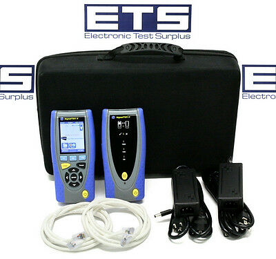 Ideal SignalTEK II Network Tester With Remote