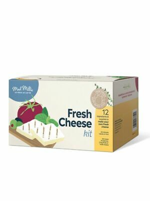 'Fresh Cheese Making Kit' By Mad Millie ** SAVE 20% OFF RRP ** Post + Sign Inc