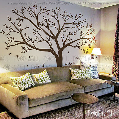 Giant Family Tree Wall Sticker Vinyl Art Home Decals Room Decor Mural Branch NEW