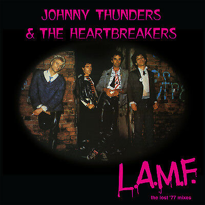 JOHNNY THUNDERS & the HEARTBREAKERS 'L.A.M.F.' vinyl LP gatefold sealed new LAMF