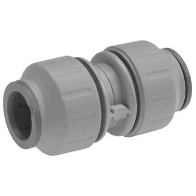 """PI1216S 1//2/"""" OD TUBE BULKHEAD CONNECTOR JG Speed Fit /& Fast Track Tube /& Fitts"""