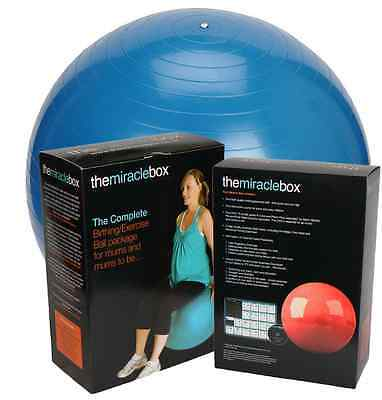 The Miracle Box Ready Birth Ball Packages ball 65cm