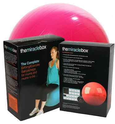 The Miracle Box Ready Birth Ball Packages ball 55cm
