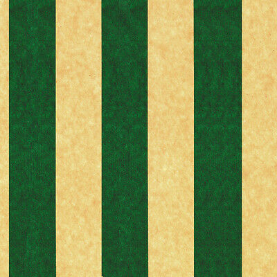Printed Tissue Paper - Evergreen Stripes Pattern - 240 Sheets