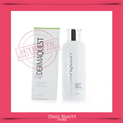 Dermaquest Peptide Glyco Cleanser 6oz NEW FASTSHIP