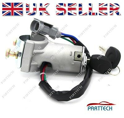 IVECO DAILY 2000-2006 IGNITION BARREL CYLINDER with 2 KEYS - 2991727 / 2992551