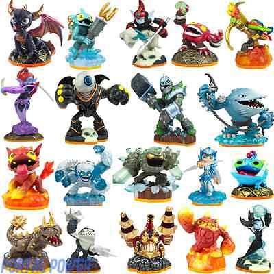 Skylanders Giants Figures | Swap Force, Trap Team, SuperChargers, Imaginators