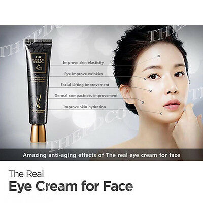 TPD Multi List AHC The Real Eye Cream 30ml for Face for Anti Wrinkle Brightening