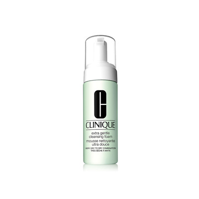 CLINIQUE extra gentle cleansing foam schiuma detergente 125 ml