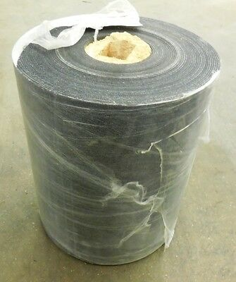 "Unknown Brand C8 Conveyor Belt, 100' L., 18"" W., 0.125"" Thick, Black Nitrile"