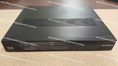 Cisco C897VA-M-K9 Gigabit Security router + SFP + VDSL/ADSL2+ Annex M 897VA-M-K9