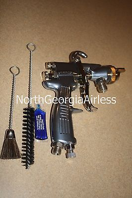 Binks 2100 Spray Gun 2101-4307-9 with 66SS-66SD(S)