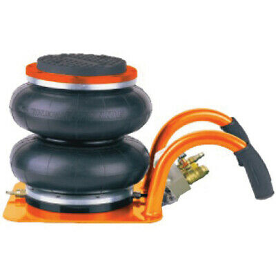 TL-3623, 2T AIR JACK TROLLEY 2 CONVALUTED, Eagle Pro/Tonglift Hydraulic Lifting