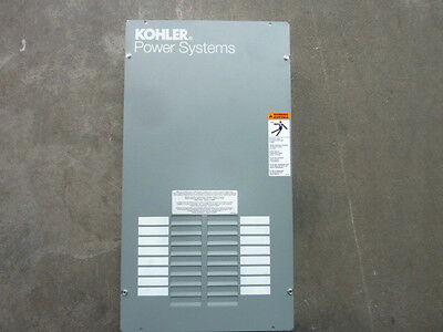 Kohler RXT Series 100-Amp Automatic Transfer Switch 100 amp 100a