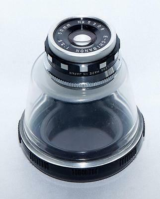 ENLARGING LENS. E-CHIBANON 50mm  f3.5  #5308