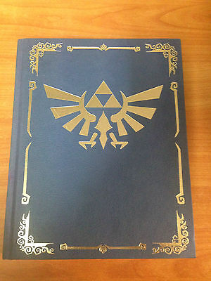 The Legend of Zelda Phantom Hourglass Collectors Edition Official Strategy Guide