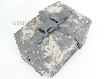 US Military ACU M249 SAW Utility Pouch - 100 Round - USA Made - NEW