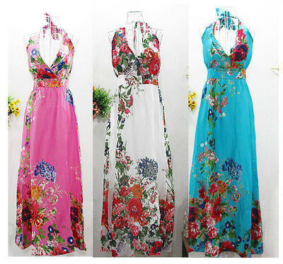 Clearance~~~~~Wholesale Bulk Lots Of 18 Ladies Cocktail Party Maxi Dresses B024