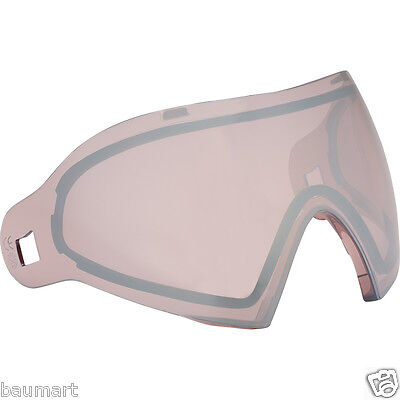 Dye I4 Thermal Glas Dyetanium rose/silver Paintball PaintNoMore 1931