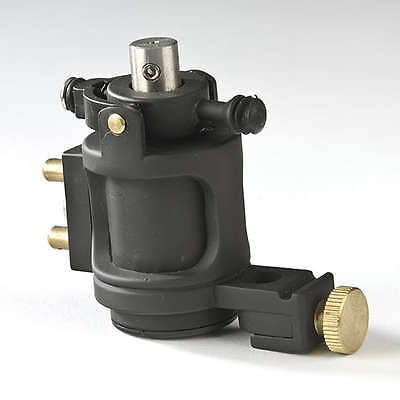 Heavy Duty Rotary Tattoo Machine Gun  BLACK  OZ STOCK