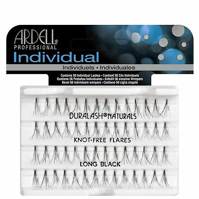 Ardell Professional Individual Duralash Natural KNOT-FREE Long Black** The BEST