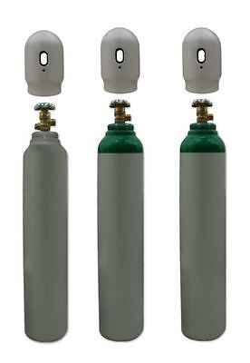 One CO2 Gas Bottle Cylinder New Full! 1.8m3 8L 5kg 180~200 Bar Free UK Delivery!