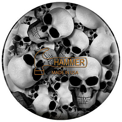 Hammer Tough Skulz Bowling Ball #Ships out today!