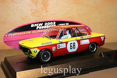 Slot SCX Scalextric Spirit 0601303 BMW 2002 Pneuhoge DRM 70 - New