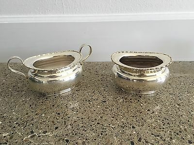 Two Beautiful, Antique William Adams Silver Plated Dishes