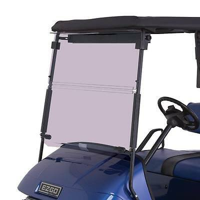 TINTED Windshield for EZGO RXV Golf Cart