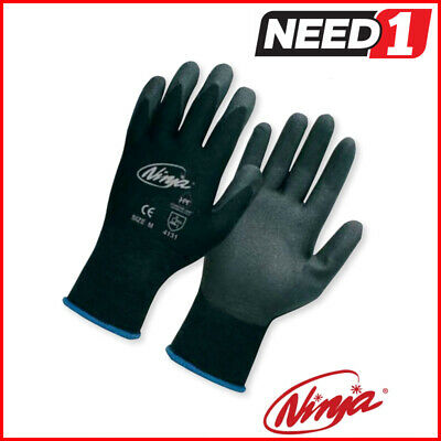 NINJA HPT The Original Superior Grip Glove Wet Dry All Sizes Available 12 Pack