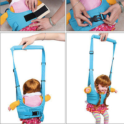 Baby Safe Walking Belt Kid Keeper Walking Learning Toddler Adjustable Hot