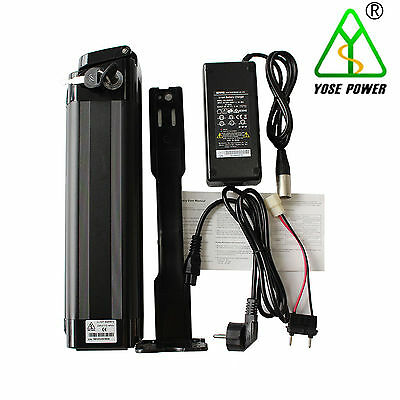 24v10.4ah Pedelec lithium battery new fit for Prophete e-bike black Samsung cell