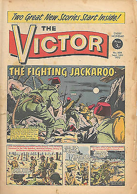 The Victor 604 (Sept 16 1972) mid-grade copy
