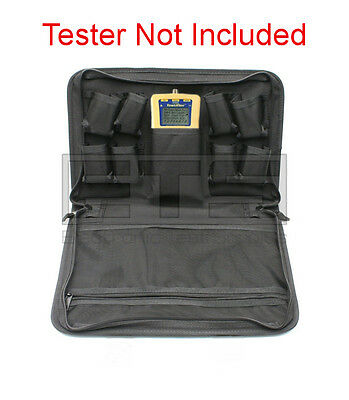 "Test-Um JDSU Testifier TP350 Soft Pouch Carrying Case 12"" x 10"" x 2.25"""