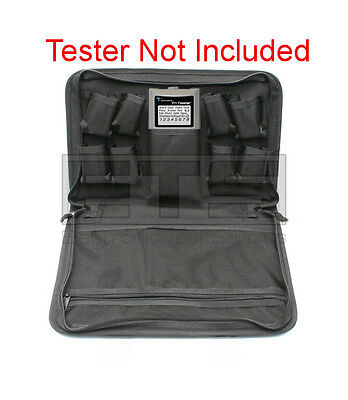 "T3 Innovations Tri-Tester TT500 TT550 Soft Pouch Carrying Case 12"" x 10"" x 2.25"""