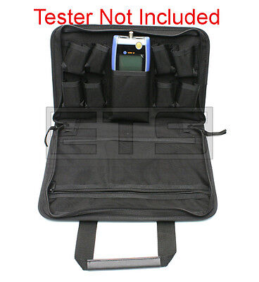 """Ideal Networks VDV II Plus Soft Pouch Carrying Case 12"""" x 10"""" x 2.25"""""""