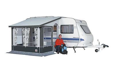 Dorema Oslo 4 Seasons Caravan Porch Awning - Size 3 - Steel Frame New for 2016