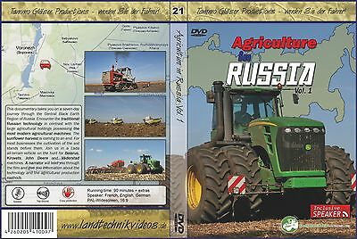 Agriculture in Russia Vol. 1 DVD