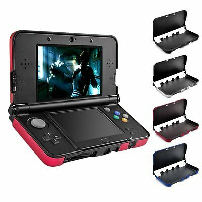 Aluminium Protective Hard Shell Case Cover Skin For NEW Nintendo 3DS/3DS XL