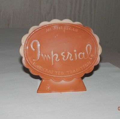 Imperial Glass logo sign