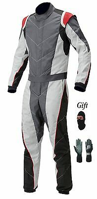 Go Kart Hobby Race Suit (Free gifts) (same day shipping)